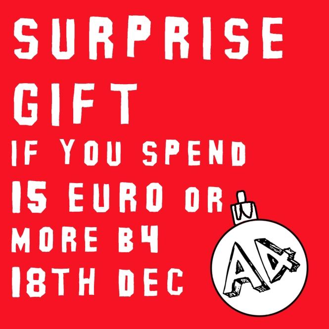a4 christmas deal