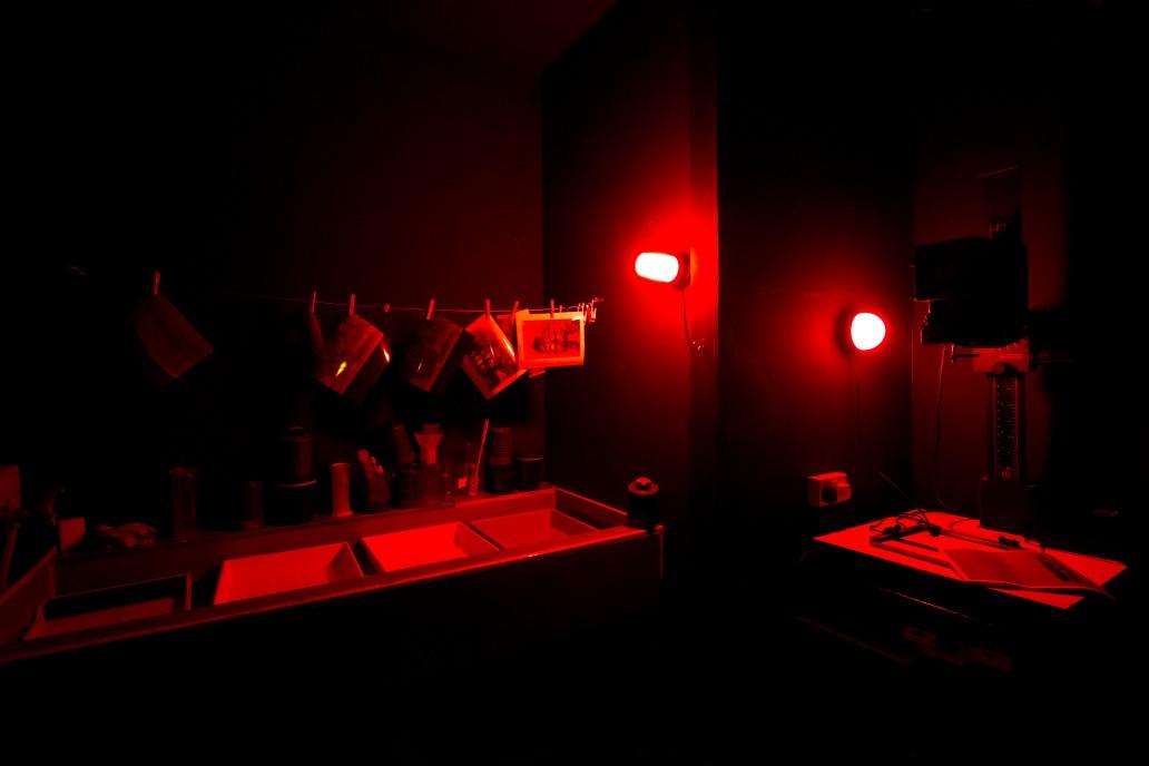 Darkroom red 1