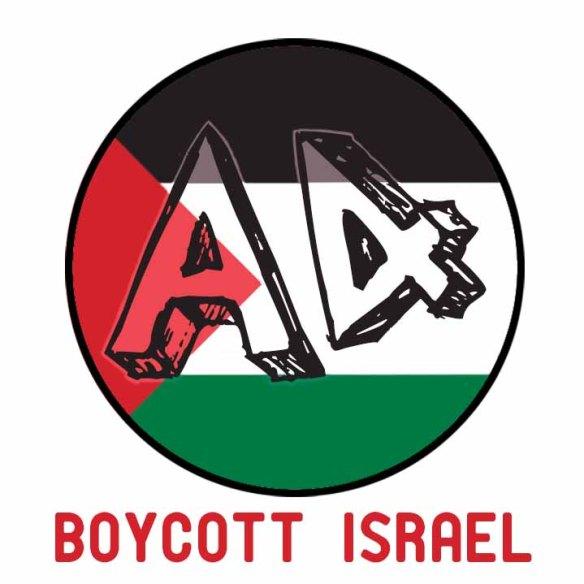 A4 palestine